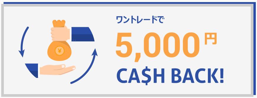 みんなのシストレ5000円キャッシュバック