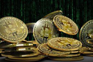 たくさんのビットコイン